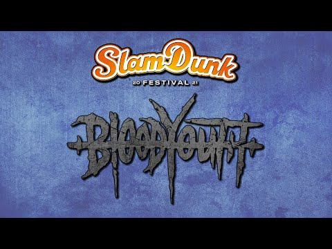 Blood Youth Interview Slam Dunk Festival 2021