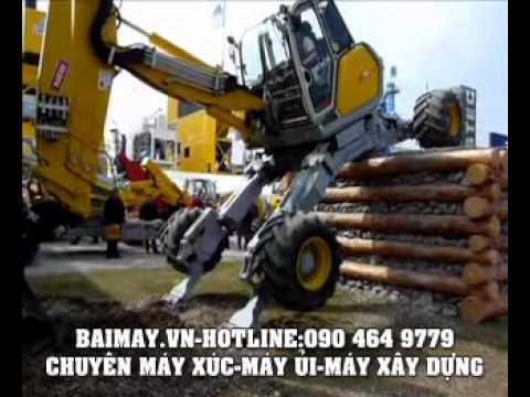 Máy xúc đào JCB siêu cơ động
