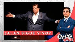 Las falsas teorías de que Alan siguen vivo - Fake News con Víctor Caballero