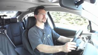 I Test Drive the Chevy Volt!