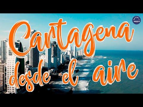 Meseta Films  - Reel Drone 2018 - Cartagena, Colombia