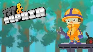 Game Jam Music || Try & Repair