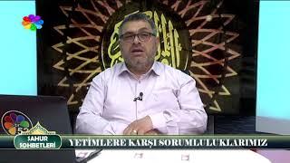19/05/2019 YUSUF ARSLAN İLE SAHUR SOHBETLERİ