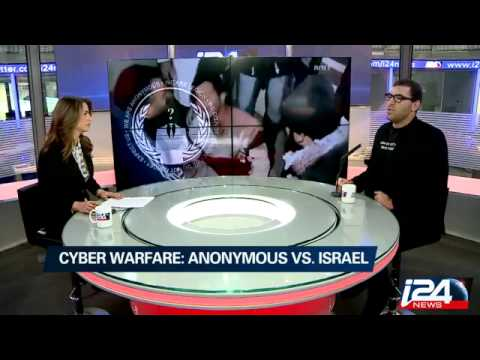 IL-CERT's response to #OpIsrael2014 - Omer Cohen on i24News