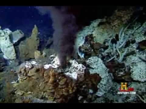 Formation of The Mariana Trench