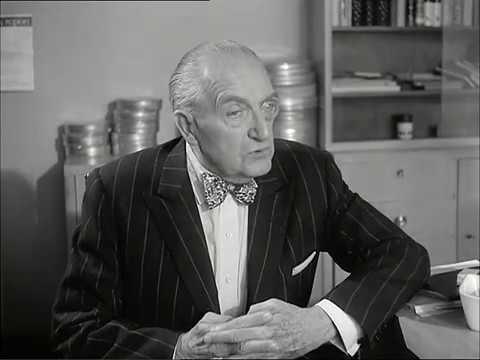Fritz Lang  1968