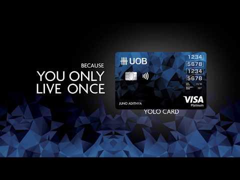 UOB Indonesia YOLO Card