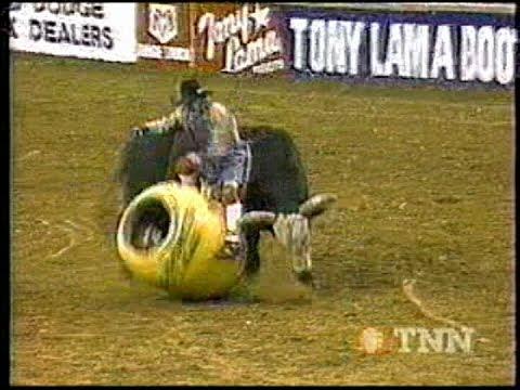 Mesquite Texas Championship Rodeo VHS Vault 1997