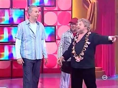 János, Benne Leszek A TV-ben
