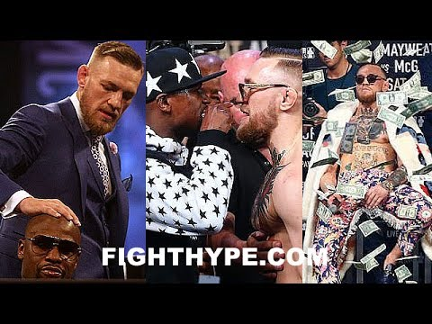 TOP 10 MEMORABLE MOMENTS FROM THE MAYWEATHER VS. MCGREGOR PRESS TOUR