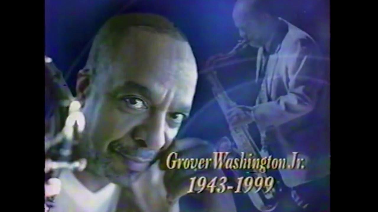 Grover Washington Jr. (1999) | #RememberingGroverWashington, Jr.