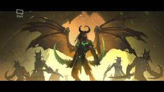 World of Warcraft - Demon Hunter - Illidan- A New Direction Cinematic