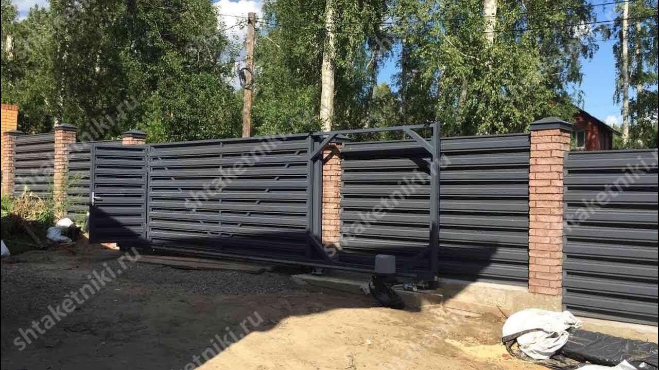 Как сделать забор жалюзи из дерева своими руками фото 623