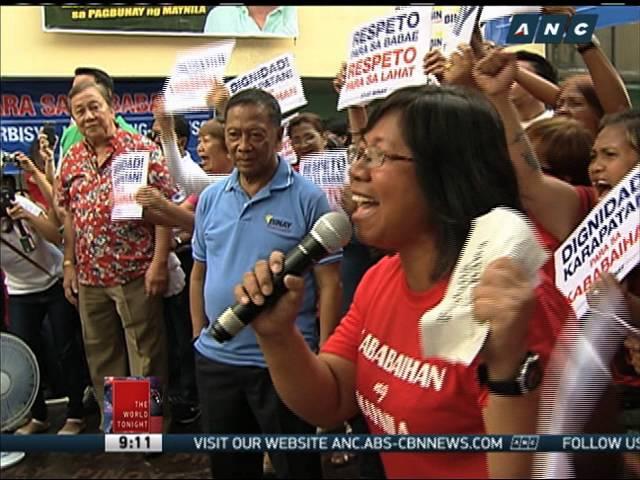 Binay brushes off Duterte debate challenge