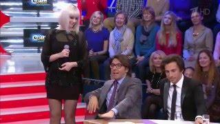 Первый канал. Сегодня вечером (эфир от 26.12). Лена Темникова