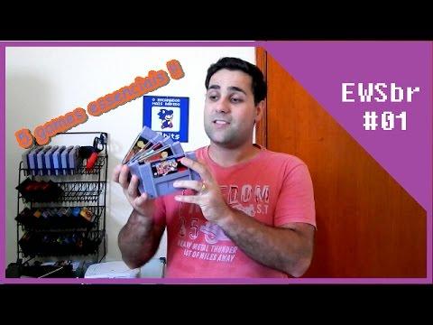 5 games essenciais para sua coleção # 1 SNES