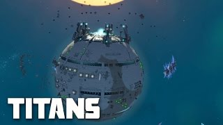 Planetary Annihilation Titans Gameplay - Playing Like a Pro | Multiplayer Combat