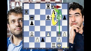 Kramnik vs Aronian. The Return Of The Dead! Candidates 2018 Round10