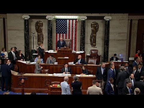 Trump blames Democrats on immigration as GOP fails to pass bill