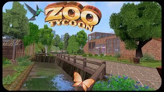 Animal Rescue Zoo | Veterinary Office | Zoo Tycoon 2 Ultimate Collection Zoo Buildling