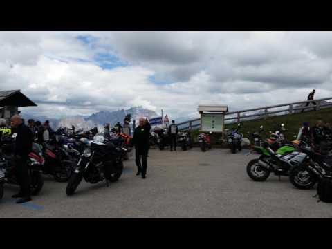 Kawasaki Z Friends & Biker Friends Stuttgart  Raduno Dolo Mitico 2017