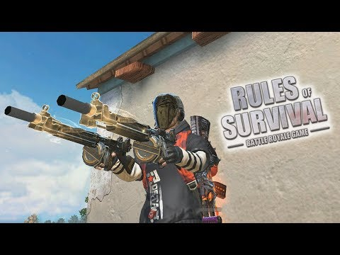 BACK INTO THE GRIND! - Rules of Survival: Battle Royale
