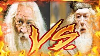 Какой Дамблдор лучше? (Гарри Поттер)