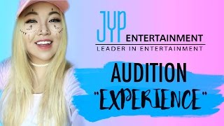 """JYP AUDITION """"EXPERIENCE"""" + GOT7 TICKETS!"""