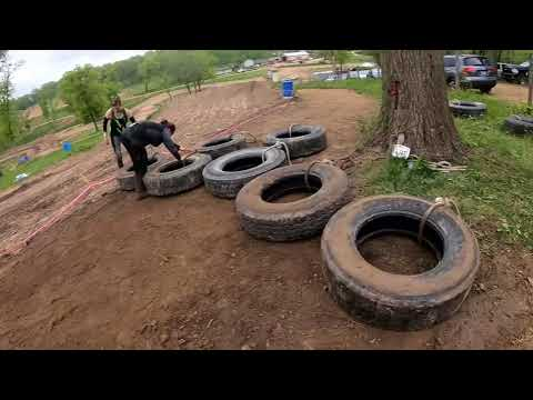 Frontline OCR May 19th, 2018 Byron, Illinois (All obstacles)