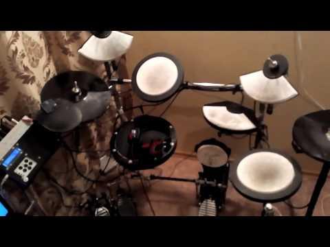 Мой электронный сет. Электронные барабаны своими руками (не инструкция))