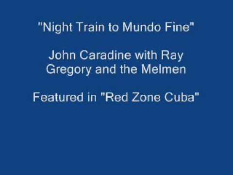 Night Train to Mundo Fine  Red Zone Cuba Theme