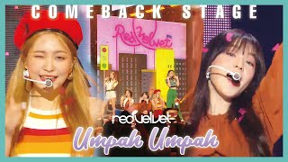 Gambar cover [Comeback Stage] Red Velvet - Umpah Umpah, 레드벨벳 - 음파음파 Show Music core 20190824