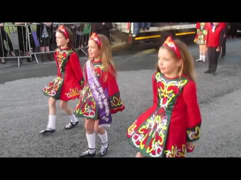 Margaret of New Orleans Mardi Grá Festival Carrigallen McCartin SD Irish Dancers 1 July 2016