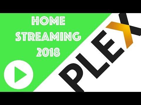 Plex. The Coolest Thing Since Netflix.