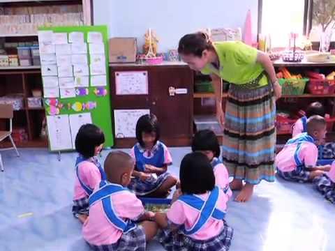รายการพลังคิด ตอน สอนเด็กปฐมวัยแบบบูรณาการ