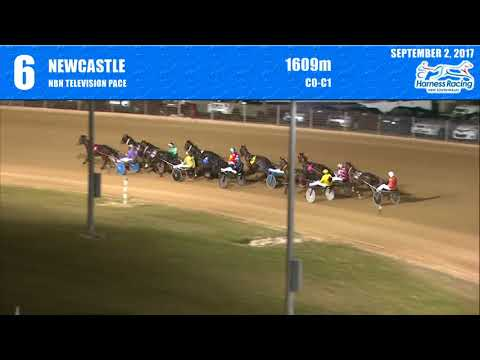 NEWCASTLE - 02/09/2017 - Race 6 - NBN TELEVISION PACE
