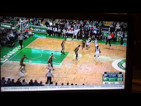 Most amazing moment in celtics history