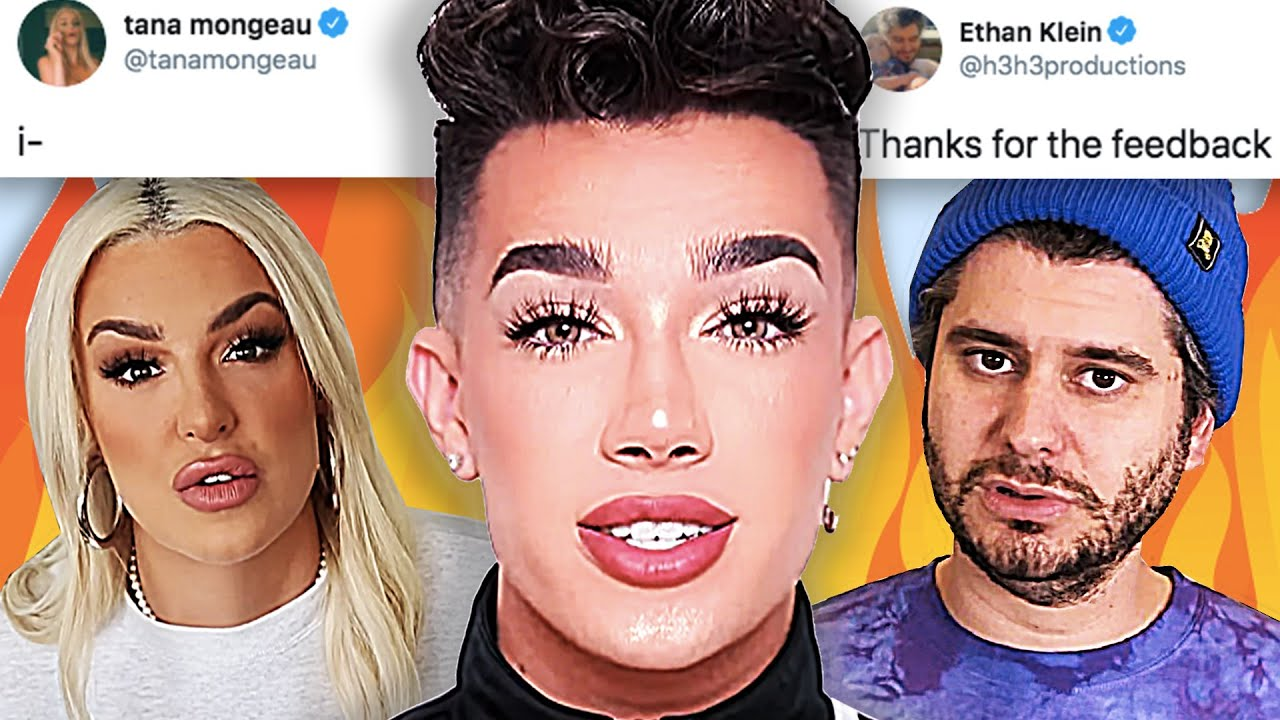James Charles EXPOSED BY H3H3, Tana Mongeau APOLOGIZES AGAIN, Trisha Paytas CANCELLED