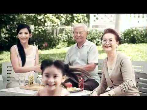 chỉ một tình yêu chỉ một C2 (quảng cáo trà C2).FLV
