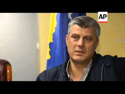 Polls close, celebrations as Thaci claims victory