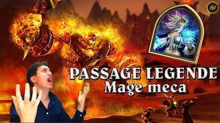 PASSAGE LEGENDE MAGE MECA [-18 ans]