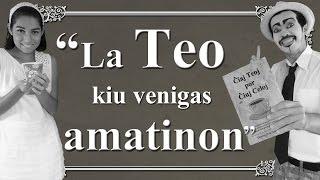 Esperanto film: La Teo Kiu Venigas Amatinon