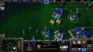 Warcraft 3 - DeliCato vs Flax - Jesus christ, balance for sure!