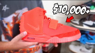 My $100,000 Sneaker Collection *INSANE*
