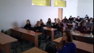 LUTin esittelyä Moscow MSU ekonomic faculty