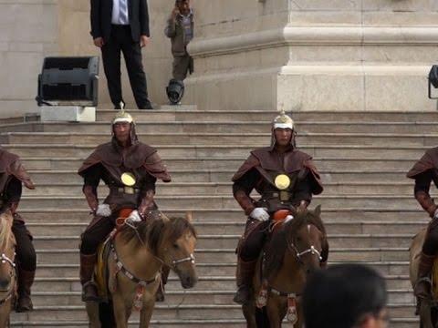 Raw: Mongolia Welcomes South Korean President