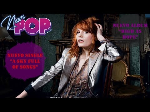 Cover Lagu Florence + The Machine regresa con Sky Full Of Songs STAFABAND