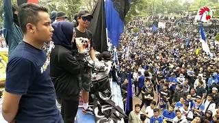 Ribuan Bobotoh PERSIB Bersatu Minta Keadilan dari PSSI
