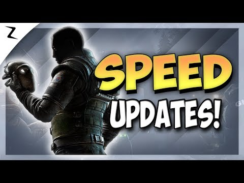 More TTS! New Speed! Operation Para Bellum! - Rainbow Six Siege