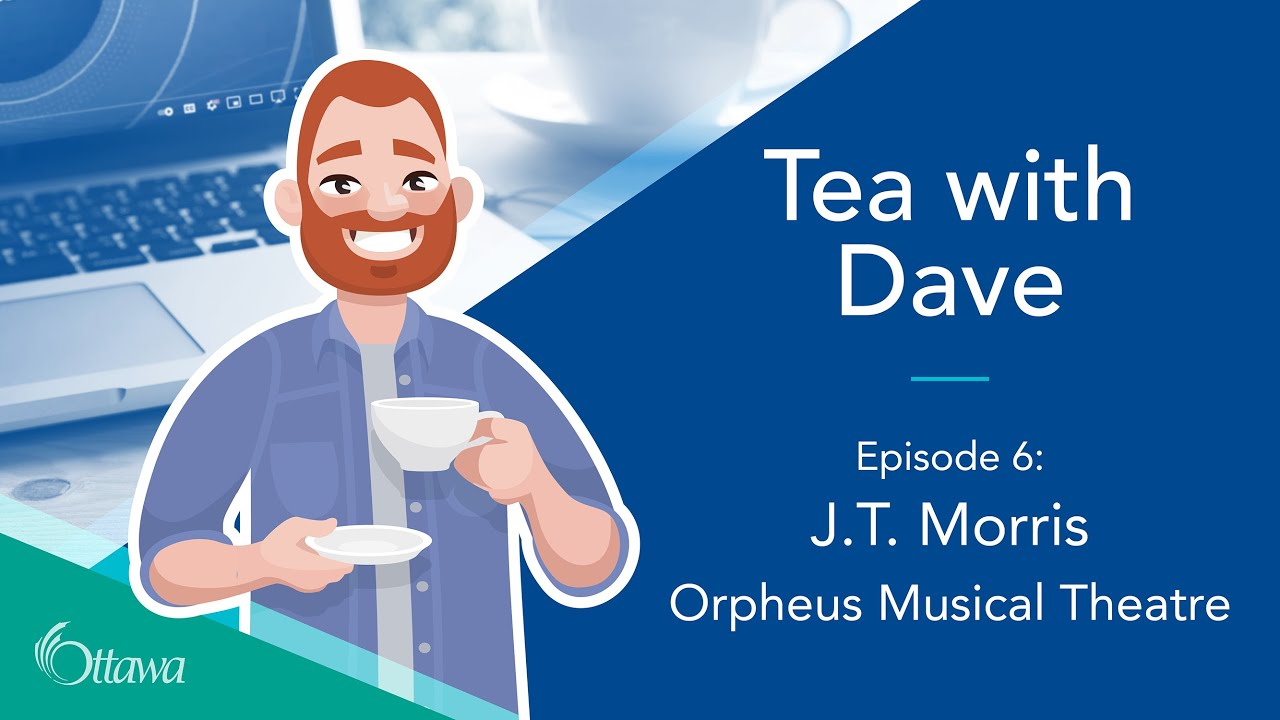 Tea with Dave